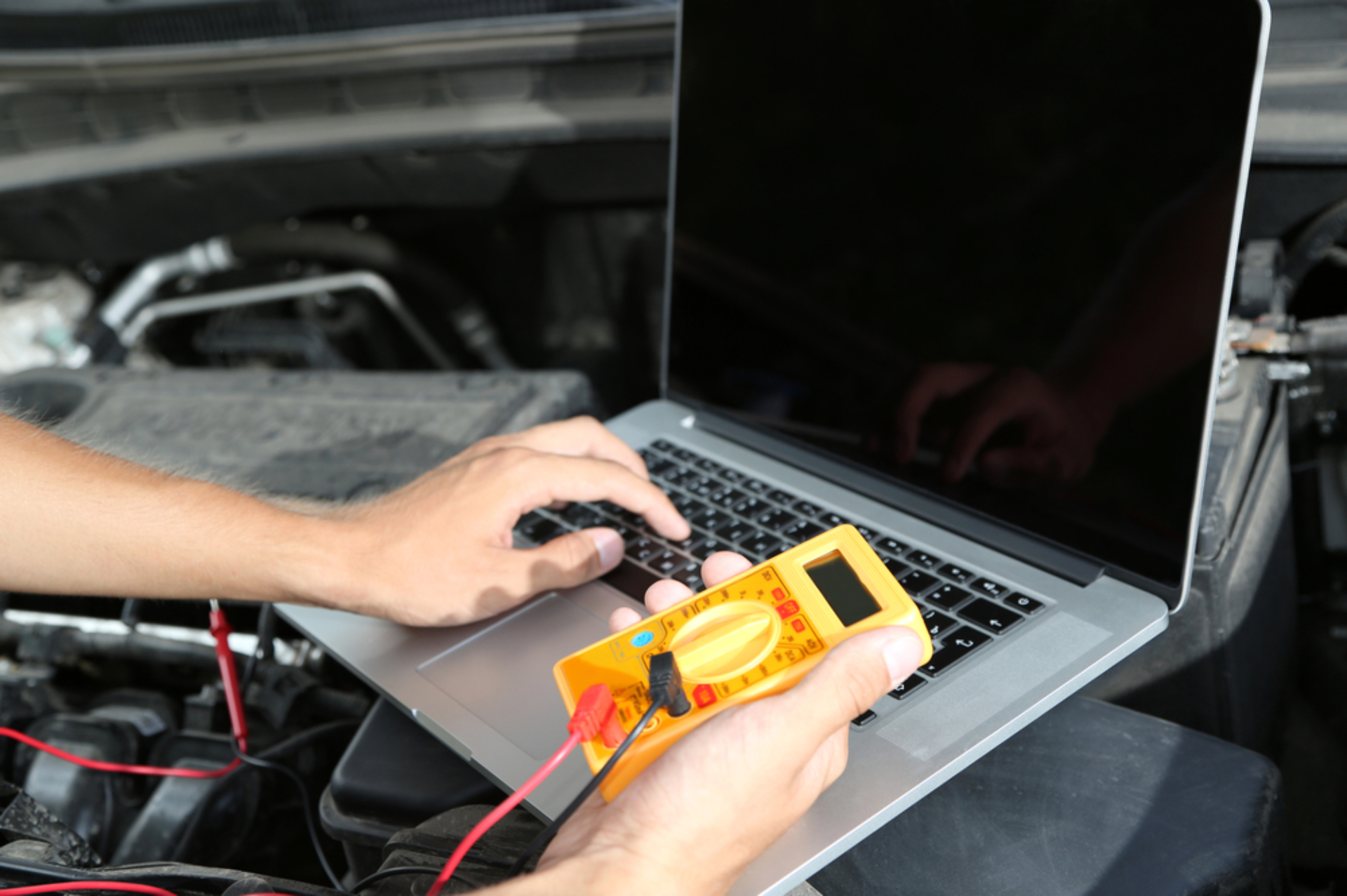 car inspection united auto repair